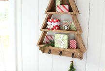 Christmas Trees / Ideas for DIY xmas tree