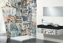 Peronda Ceramicas - Now on Clearance / Spanish Porcelain TIle.  Inspired by art and fashion.  #peronda