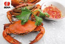 Crab: the healthy delicacy / When was the last time you ate real crab? Crab goes well with a whole range of flavours. With its high vitamin, protein and mineral content, this crustacean is perfect for healthy recipes.