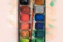 Art Hoesjes / Aparte, arty, creatieve Hoesjes