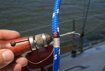 Sailboat repairs/improvements