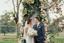 Real Wedding Ideas / Real wedding ideas and details for a beautiful, personalized wedding day.