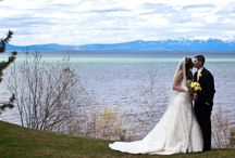 Beach Front Lawn Weddings ~ Lake Tahoe Wedding Venue / Our beach front lawn is situated right on the shores of beautiful Lake Tahoe.   For wedding details:  http://lakefrontwedding.com/lake-tahoe-wedding-venues/beach-front-lawn/