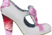 Irregular Choice Bridal Shoes / Available at www.lineysbrides.com 01455 615660 enquiries@lineysbrides.com