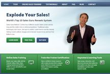 Velocity Selling Contact Us / Master your sales skills with the Velocity Selling Online Sales Training System and Double, Triple or even Quadruple your income today. FREE TRIAL. http://www.velocityselling.com/