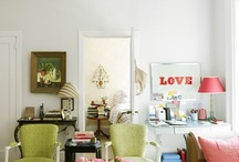 Living Room / by Bradley Agather Means