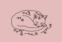 pink aes / peachy keen