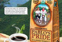 Coming soon! Pablo's Pride Organic Honduran Marcala- / Pablo's Pride Organic Honduran Marcala-  100% Arabica, Dark Roast