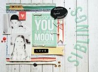 Scrapbooking ideas and pages