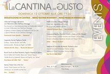 Serata speciale ottobre / Domenica 12 ottobre  Evento fantastica degustazione al Color Hotel!