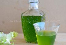 Liquori - frutta sotto spirito - zuccherini fai da te