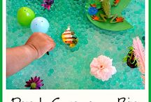 Sensory Play / Sensory Bins, Sensory Bottles, Sensory Play for Toddlers and Little Ones