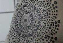 Dot Work / Sacred Geometric