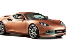 2016 ARTEGA SCALO / 2016 Artega Scalo returns with new electric sports car called the Scalo after a long time of the vacuum