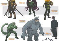 Superheroes - Marvel Comics