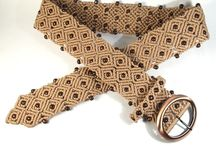 Macramé belts