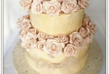 Crumb Couture: Wedding Cakes / Crumbs in the couture sense all the way from the wedding world.
