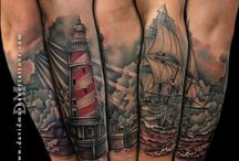 Awesome tattoo's