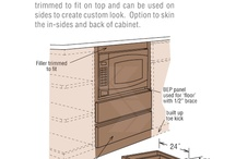 DIY Projects for the Home / Here are some easy DIY projects to make your kitchen (and other rooms in your home) look unique and beautiful. / by Cabinets.com