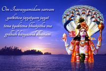 Art Work - Vishnu / Amazing wallpapers of Vishnu maid by ISKCON Desire Tree