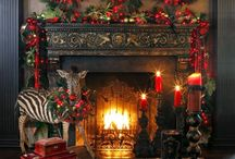 Holiday decor / by Wendy Blackwood
