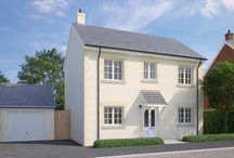 Market Quarter, Holsworthy, Devon / With a total of 91 stunning properties, Market Quarter offers a mix of 2, 3 and 4 bedroom homes with dedicated parking. Holsworthy is a traditional Devon market town close to open countryside and within easy reach of the North Devon coast.