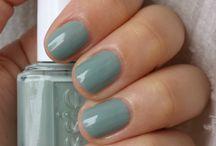 A/W Nail colours