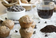 Muffins, Donuts, Cinnamon rolls and Quick breads