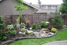 Front yard ideas / by Darlene Kittredge