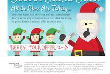 Email reference - Christmas / by Yumi Nagatomo