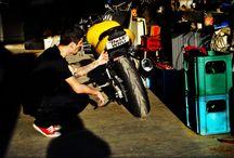 love / #tatoo  #motorcycle #car #couple