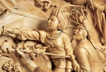 Alluring Wooden Carving