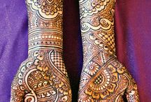 Henna/Hinna/Mehndi / Inspiration for the creation of beautiful body art. / by Lyndsey Holland