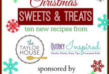 Christmas Sweets & Treats / Delicious homemade Christmas Cookies, Treats and other Sweet Ideas!