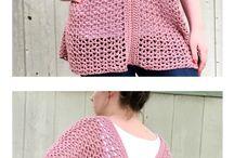 Crochet plus size