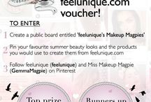 feelunique's Makeup Magpies