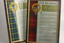 Clan MacDougall Products / http://www.scotclans.com/clan-shop/macdougall/ - The MacDougall clan board is a showcase of products available with the MacDougall clan crest or featuring the MacDougall tartan. Featuring the best clan products made in Scotland and available from ScotClans the world's largest clan resource and online retailer.
