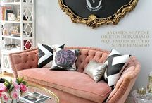 Decor / Whether it be for the home, office, or an event these are some cute decor ideas