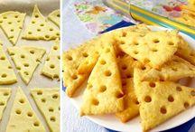 biscuitos de queijo
