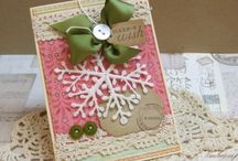 Christmas Greeting Cards / by Ashlee Roswell