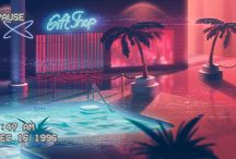 Neon lights & fun nights