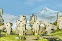 Τοίχοι από κάστρα