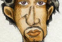 Diario de un perfecto imbécil / Relato por entregas (casi una novela corta) en la que el sufrido Ramón nos cuenta, con su afilado humor veteado de sarcásticas perlas, su particular visión de la realidad que le rodea.