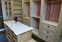 dressing room / turn the spare bedroom into a fancy dressing room!