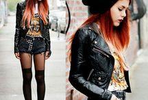 Street-wear style inspiration