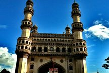 Hyderabad, India - Hyderabadi at heart! / Culture, history, architecture, hospitality, culinary haven- Hyderabad my home town!