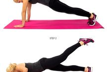 Workout - Total Body / Good for Tabata or HIIT