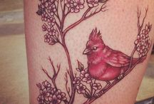 Bird Tattoo Ideas / St Kilda Ink has compiled a few bird tattoo pictures as ideas for tattoos