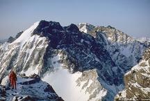 Beautiful mountains (Japan)