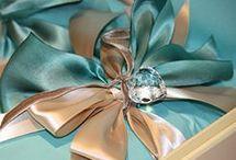 wrapped / by Sandra Bennett